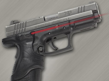 Crimson Trace LaserGrip Laser Sight Review