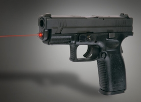 Lasermax Laser sight system
