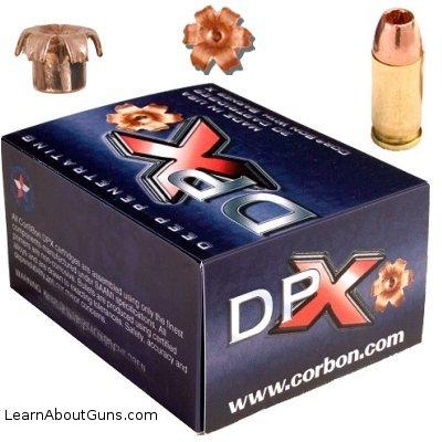 Corbon DPX Lead Free Ammunition